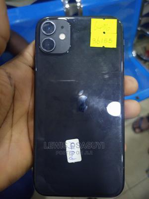 Apple iPhone 11 64 GB Black   Mobile Phones for sale in Edo State, Egor
