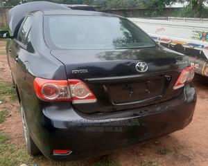 Toyota Corolla 2012 Black | Cars for sale in Osun State, Osogbo