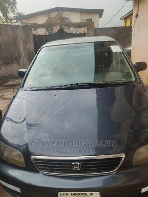 Honda Odyssey 1997 LX Gray | Cars for sale in Lagos State, Abule Egba