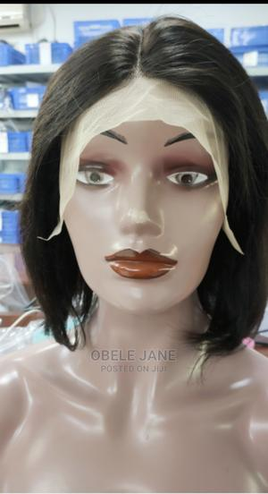 Full Frontal 12' Human Hair Bob   Hair Beauty for sale in Lagos State, Lekki