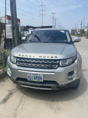 Land Rover Range Rover Evoque 2013 Pure Plus AWD Silver | Cars for sale in Lagos State, Ajah