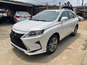 Lexus RX 2018 White   Cars for sale in Lagos State, Ogba