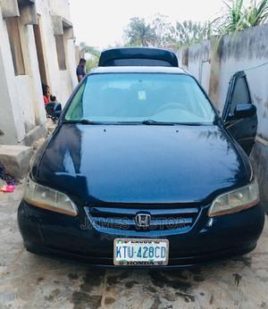 Honda Accord 2001 Blue | Cars for sale in Oyo State, Ibadan