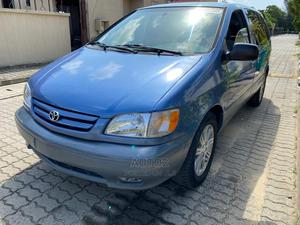 Toyota Sienna 2002 CE Blue | Cars for sale in Lagos State, Ajah
