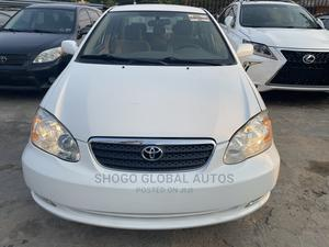 Toyota Corolla 2007 LE White | Cars for sale in Lagos State, Magodo