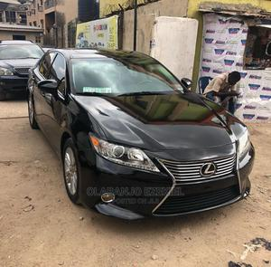 Lexus ES 2016 350 FWD Black | Cars for sale in Lagos State, Agege