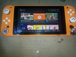 Hacked Nintendo Switch Special Edition With Game | Video Game Consoles for sale in Abuja (FCT) State, Wuse