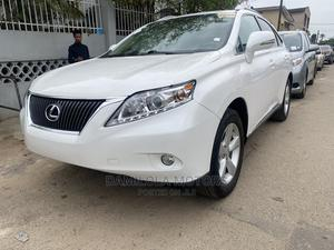 Lexus RX 2011 350 White | Cars for sale in Lagos State, Yaba