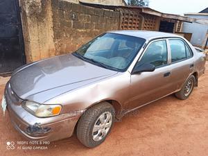 Toyota Corolla 1999 Sedan Automatic Gold | Cars for sale in Oyo State, Ibadan