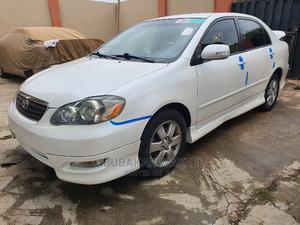 Toyota Corolla 2006 1.8 VVTL-i TS White | Cars for sale in Abuja (FCT) State, Kubwa