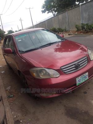 Toyota Corolla 2005 180i GSX F-Lift Automatic Red | Cars for sale in Lagos State, Ikeja