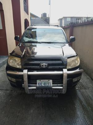 Toyota 4-Runner 2003 4.7 Black | Cars for sale in Rivers State, Port-Harcourt