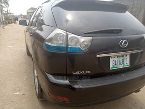 Lexus RX 2005 330 Black | Cars for sale in Lagos State, Alimosho