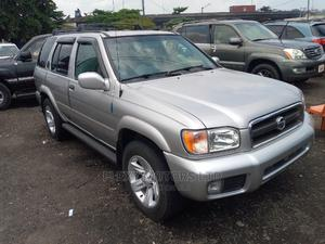 Nissan Pathfinder 2003 LE AWD SUV (3.5L 6cyl 4A) Silver | Cars for sale in Lagos State, Apapa