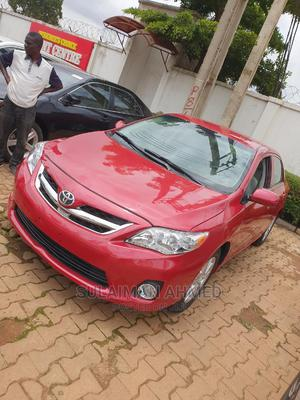 Toyota Corolla 2012 Red | Cars for sale in Bauchi State, Katagum