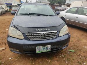 Toyota Corolla 2004 LE Blue | Cars for sale in Abuja (FCT) State, Maitama