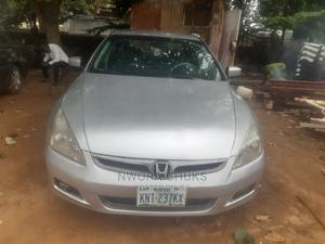 Honda Accord 2005 Automatic Silver | Cars for sale in Abuja (FCT) State, Gwarinpa