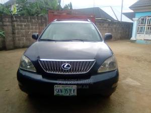 Lexus RX 2005 Black | Cars for sale in Rivers State, Obio-Akpor