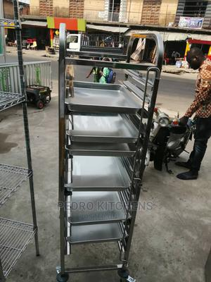Bread Trolley   Manufacturing Equipment for sale in Lagos State, Ojo