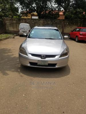 Honda Accord 2004 Automatic Silver   Cars for sale in Lagos State, Ikeja
