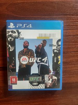 UFC 4 for Ps4 | Video Games for sale in Lagos State, Abule Egba