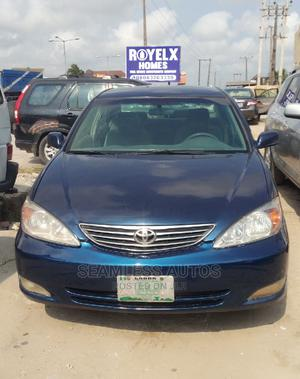Toyota Camry 2002 Blue   Cars for sale in Lagos State, Ajah