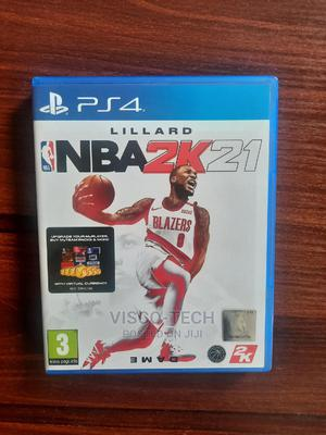 NBA 2K21 for Ps4 | Video Games for sale in Lagos State, Abule Egba