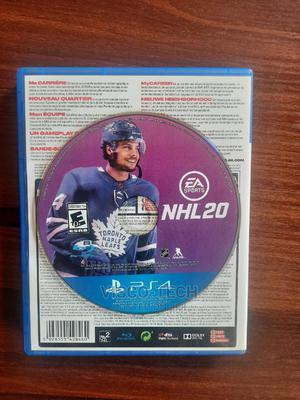 NHL20 for Ps4 | Video Games for sale in Lagos State, Abule Egba