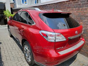 Lexus RX 2010 350 Red | Cars for sale in Lagos State, Surulere