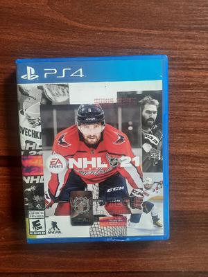 NHL 21 for Ps4 | Video Games for sale in Lagos State, Abule Egba