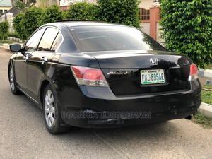 Honda Accord 2008 Black   Cars for sale in Abuja (FCT) State, Gwarinpa