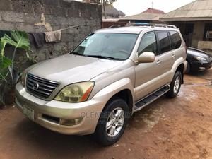 Lexus GX 2006 470 Sport Utility Gold | Cars for sale in Lagos State, Alimosho