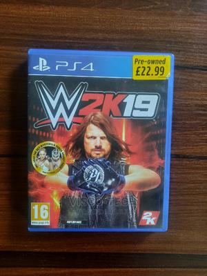Wwe W2k19 | Video Games for sale in Lagos State, Abule Egba