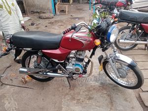 Bajaj Boxer 2019 Red   Motorcycles & Scooters for sale in Osun State, Ilesa