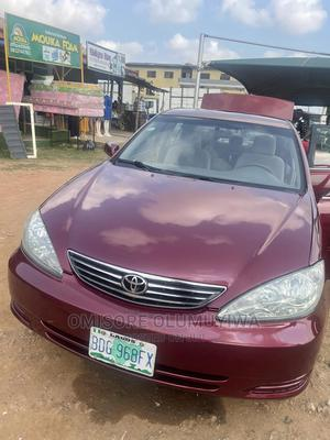 Toyota Camry 2006 Red   Cars for sale in Lagos State, Alimosho