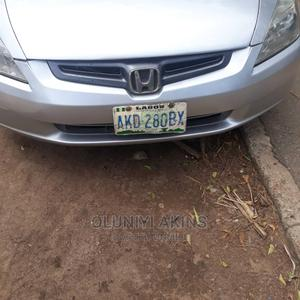 Honda Accord 2004 Automatic Silver   Cars for sale in Rivers State, Port-Harcourt