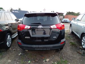 Toyota RAV4 2013 XLE AWD (2.5L 4cyl 6A) Gray | Cars for sale in Lagos State, Apapa