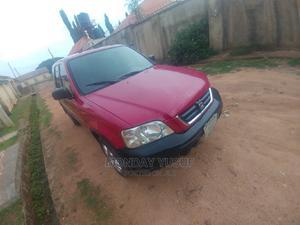 Honda CR-V 1999 2.0 Red | Cars for sale in Kaduna State, Zaria