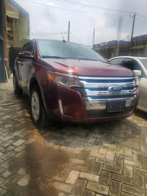 Ford Edge 2014 Red | Cars for sale in Lagos State, Agege