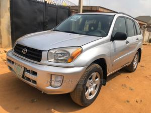 Toyota RAV4 2003 Automatic Silver | Cars for sale in Lagos State, Ikorodu