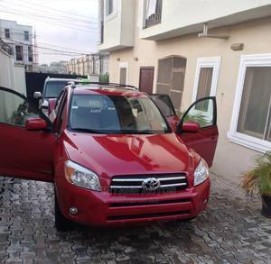 Toyota RAV4 2008 Red   Cars for sale in Lagos State, Ojodu