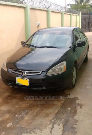 Honda Accord 2004 Sedan EX Black   Cars for sale in Oyo State, Oluyole