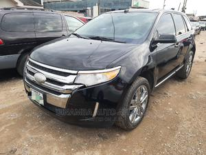 Ford Edge 2013 Black   Cars for sale in Lagos State, Surulere