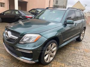Mercedes-Benz GLK-Class 2010 350 4MATIC Green   Cars for sale in Abuja (FCT) State, Gwarinpa