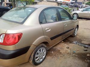 Kia Rio 2008 Gold | Cars for sale in Lagos State, Ikeja