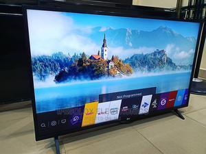 LG 43 Inch 2020 WEBOS Smart LED TV - UK Used | TV & DVD Equipment for sale in Lagos State, Ojo
