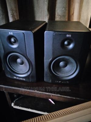 M-audio BX5 Studio Monitor Speakers | Audio & Music Equipment for sale in Abuja (FCT) State, Asokoro