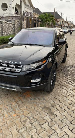 Land Rover Range Rover Evoque 2014 Black | Cars for sale in Lagos State, Magodo