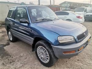 Toyota RAV4 2000 Automatic Blue | Cars for sale in Lagos State, Ifako-Ijaiye