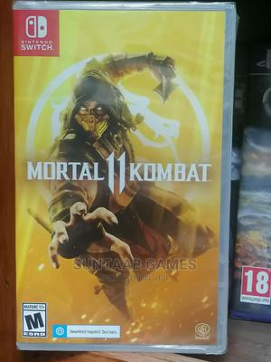 Mortal Kombat 11-Nintendo Switch | Video Games for sale in Lagos State, Lagos Island (Eko)